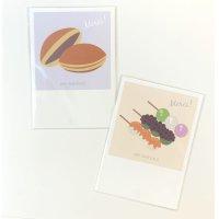 Far East Studio 和菓子のポストカードセット