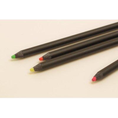 画像1: 蛍光色鉛筆